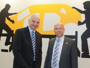 SAP Expert Talk: Helge Sanden und Stefan Ziegler