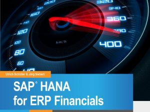 SAP HANA ERP FINANCIALS IT-Onlinemagazin