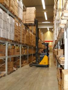 ERP Lagerverwaltung Warenflussoptimierung IT-Onlinemagazin
