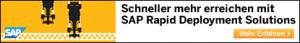 SAP Rapid Deployment Solutions