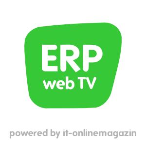 ERP webTV präsentiert vom IT-Onlinemagazin