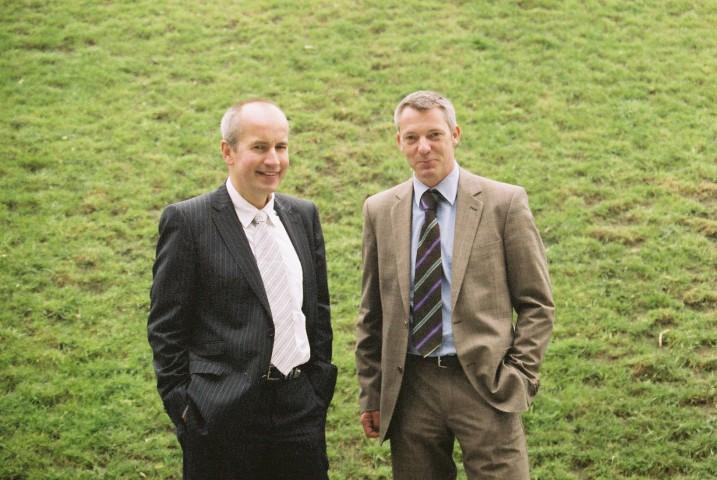 Führung in IT-Organisationen: Prof. Dr. Peter Kunz und Thomas Biniasz