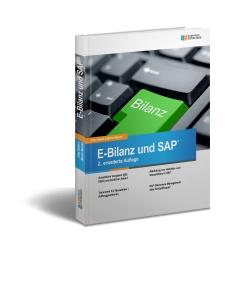 Cover E-Bilanz und SAP