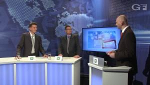 Otto Schell und André Krüger im ERP web TV