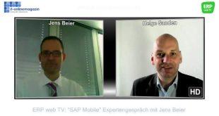 ERP web TV Jens Beier Helge Sanden