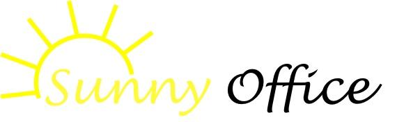 Logo sunny office retreat gelb schwarz 22 march Kopie