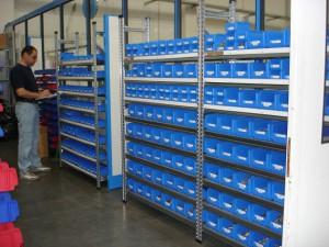 KANBAN Logistik mit Unternehmenssoftware