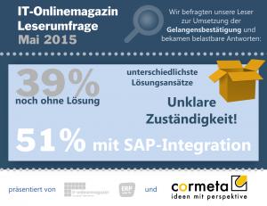 Gelangensbestätigung SAP Integration