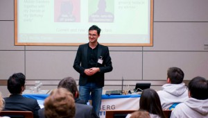 Innovationen Produktion ITK beim Heidelberg Innovation Kongress