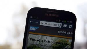 Mobile SAP