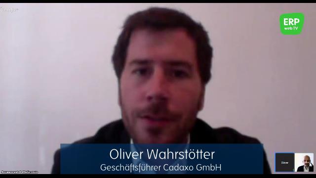 Oliver Wahrstötter ERP web TV