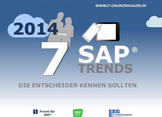 SAP Trends 2014