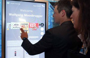 Smart Vending Machine SAP CeBIT14
