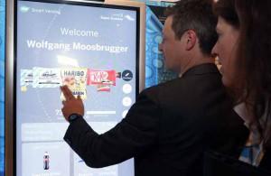 Smart Vending Machine SAP CeBIT14