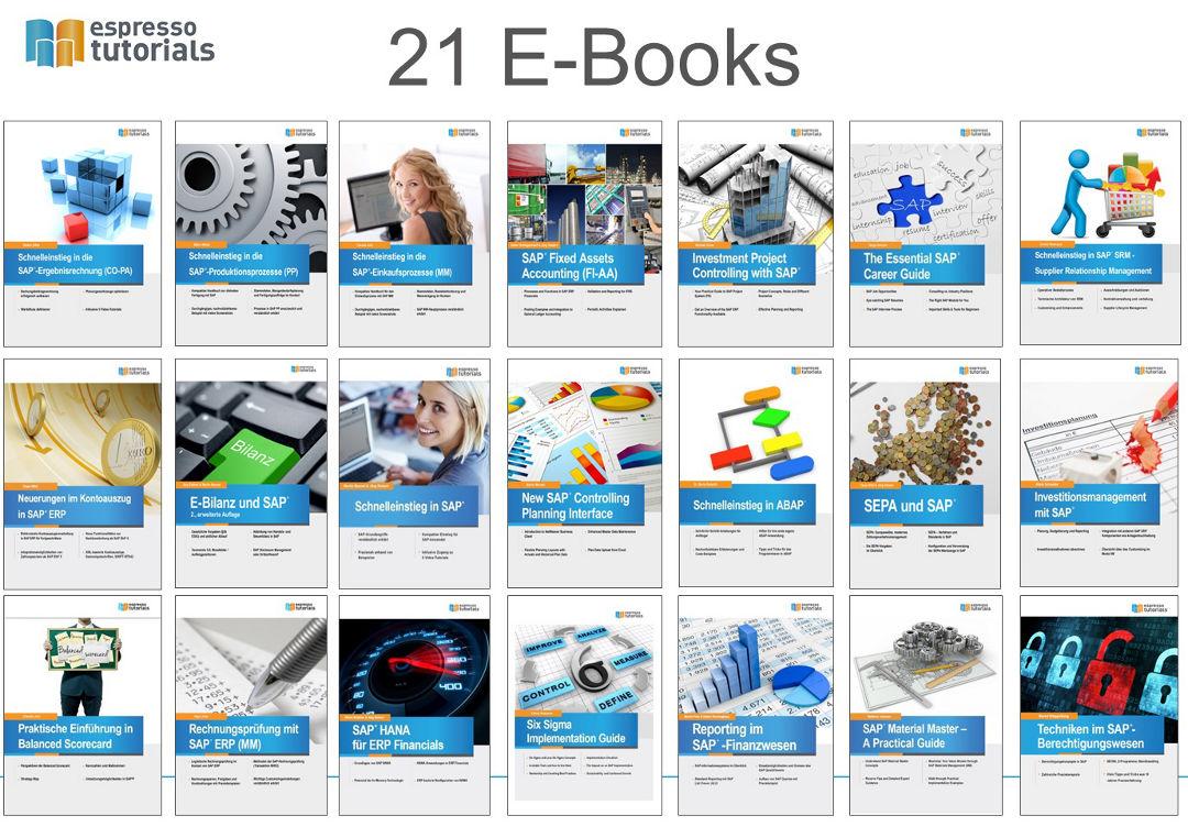 SAP E-Book SAP Video Flatrate