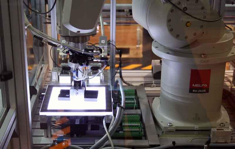 Produktion und Industrie 4.0