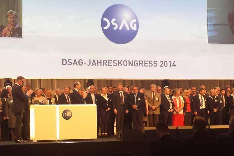 DSAG Jahreskongress 2014: Rückblick und Highlights