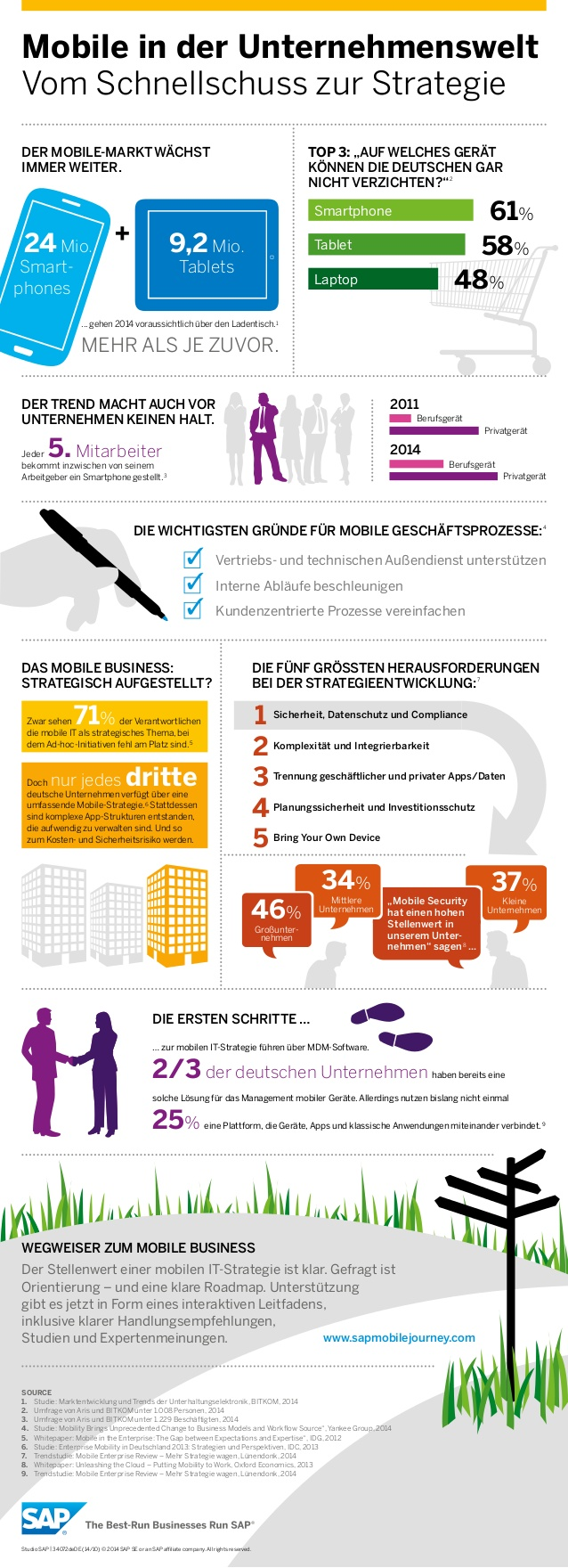 SAP-mobile-strategie-in-unternehmen-infografik
