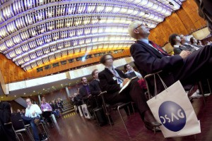 DSAG Technologietage 2015 Mannheim