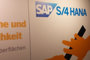 S/4HANA CeBIT2015 SAP