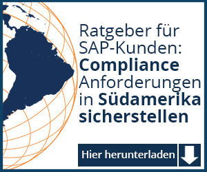 SAP Compliance in Südamerika sicherstellen