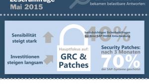 SAP Sicherheit Infografik