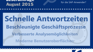 SAP Innovationen 2015