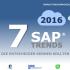 SAP Trends 2016 die Entscheider kennen sollten - Titelbild