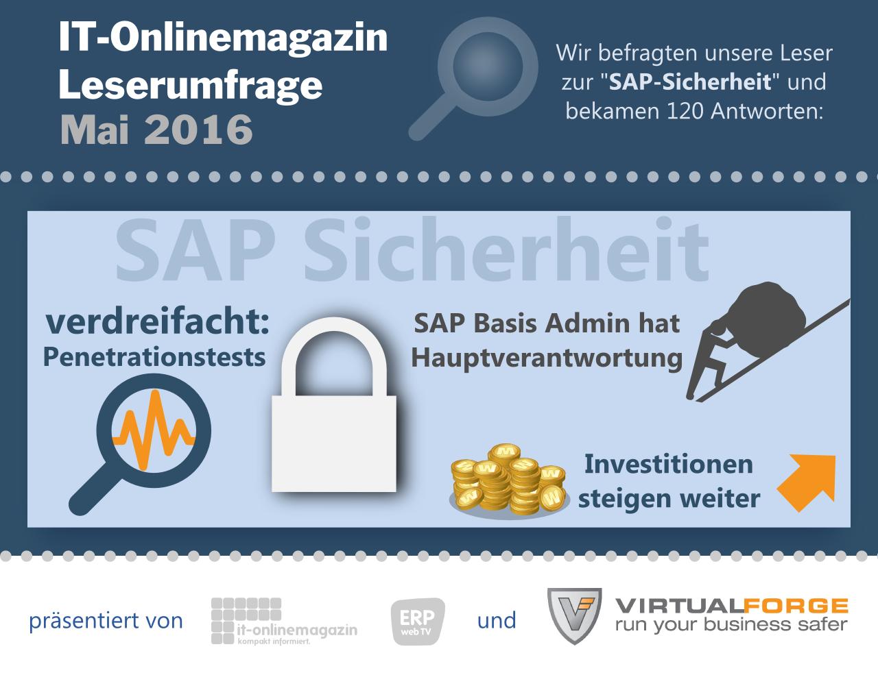 SAP Sicherheit Penetrationstest 2016