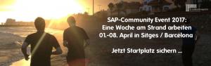 SAP Community Event