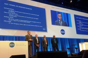 dsag digitalisierung mit SAP