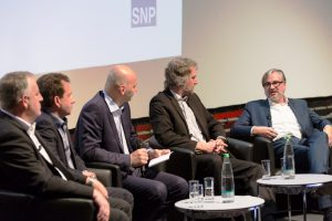 SNP Transformation World Podiumsdiskussion