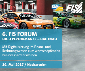 FIS-Forum 2017 SAP Financials