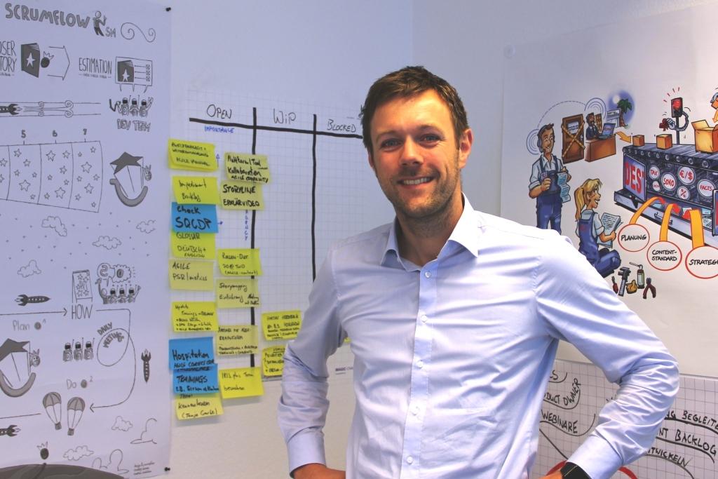 Jan Sievers Agile Consultant