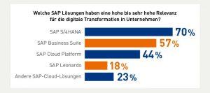 Digitalisierung Werkzeuge Lösungen SAP DSAG