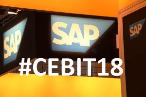 SAP CEBIT 18
