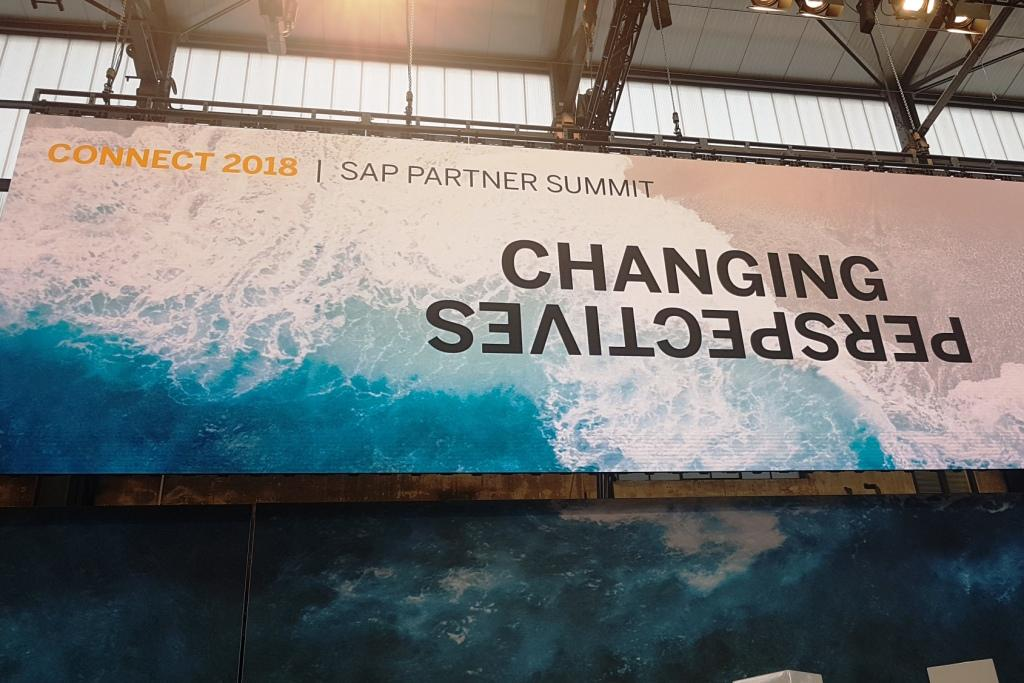 SAP CONNECT 2018
