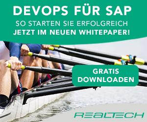 DevOps SAP