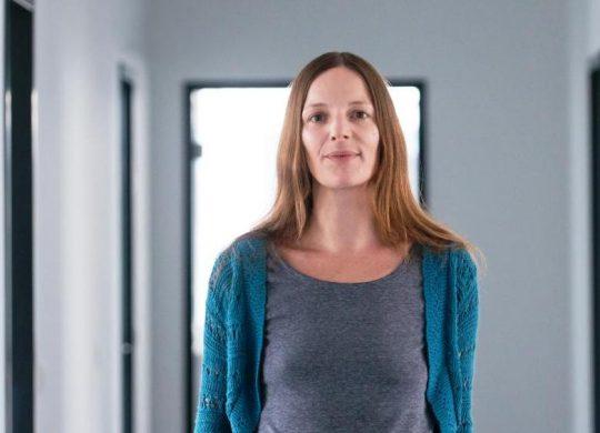 Portrait Johanna May