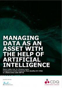 Studie SAP Daten als Asset