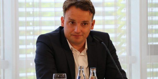 Christian Klein SAP Co-CEO