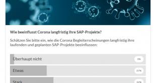 Corona SAP März 2020