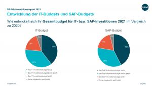 Investitionen SAP IT 2021