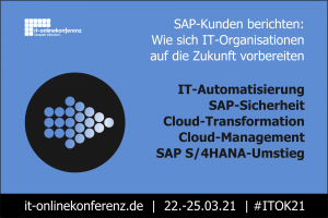 ITOK21-SAP-IT-Abteilung